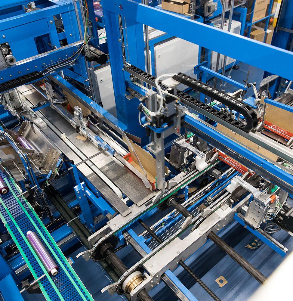 Machine operator aan de slag bij ITS