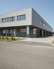 Pand in Apeldoorn Noord van Uitzendbureau Globen
